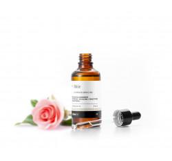 Růže, revitalizační pleťový olej