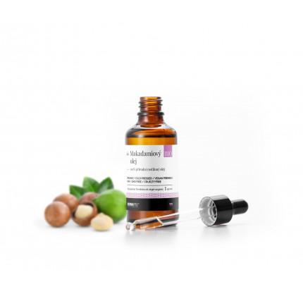 BIO Makadamiový olej organic