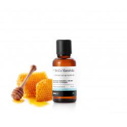 Med a Slaměnka, zvláčňující anti-age masážní olej