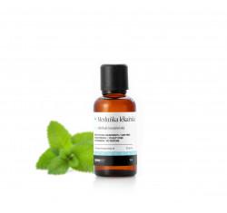 Meduňka lékařská, zklidňující masážní olej