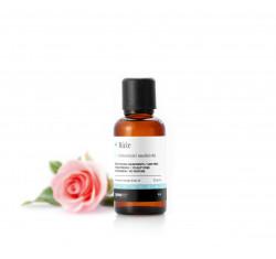 Růže, harmonizující masážní olej
