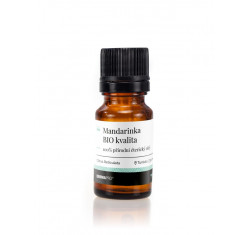 MANDARINKA esenciální olej