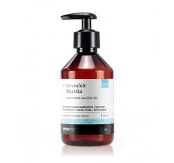 Levandule lékařská, regenerační masážní olej